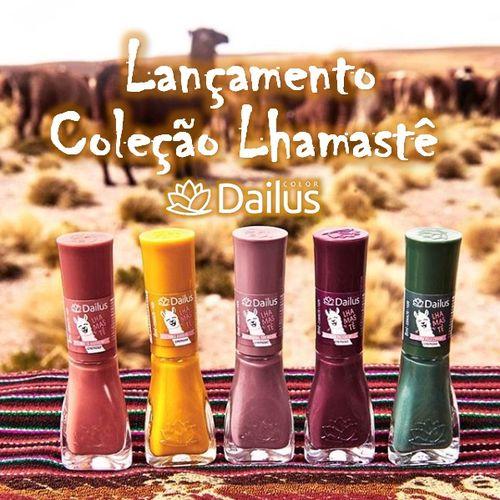 Kit Esmaltes Coleção Lhamastê Dailus Color