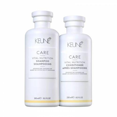 Kit Keune Care Vital Nutrition Duo (2 Produtos)