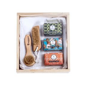 Kit para Banho Puro Vegetal Spa 3