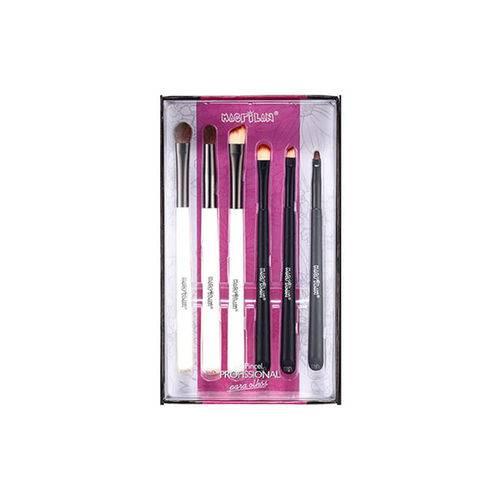 Kit Pincel para Maquiagem Macrilan WB300