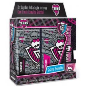 Kit Shampoo + Condicionador Monster High Suave 250ml