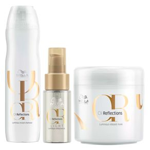 Kit Wella Professionals Oil Reflections Light (3 Produtos) Conjunto