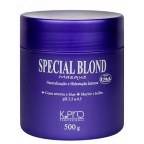 Kpro Special Blond Masque - 500G