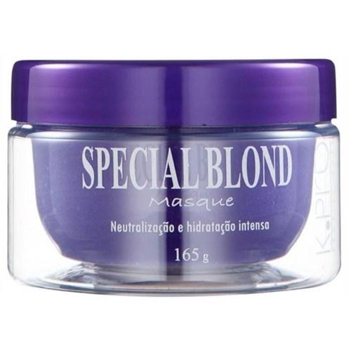 Kpro Special Blond Masque - Máscara de Tratamento - 165G