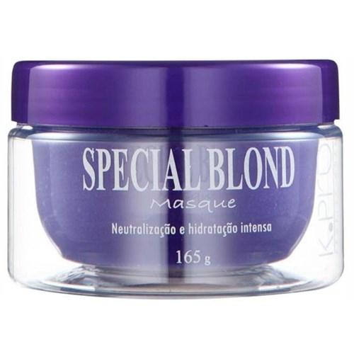 KPro Special Blond Masque - Máscara de Tratamento