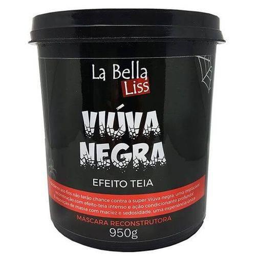La Bella Liss Viúva Negra Máscara 950g