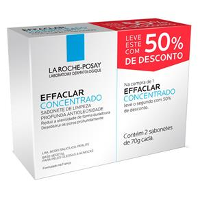 La Roche Posay Effaclar Concentrado Kit - Sabonete em Barra Kit