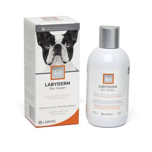 Labyes Labyderm Skin Soldier Shampoo 220ml