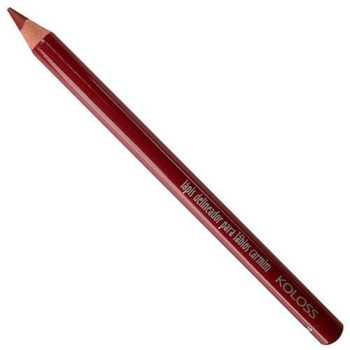 Lápis para Lábios Carmim 1,14g Koloss