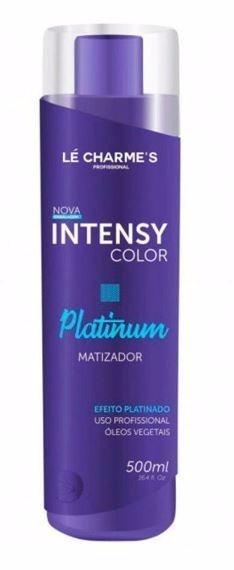 Le Charmes Máscara Matizadora Intensy Color Platinum 500ml