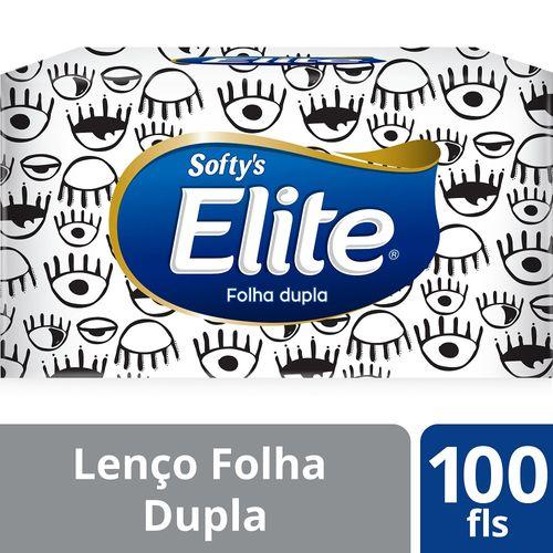 Lenço de Papel Softys com 100