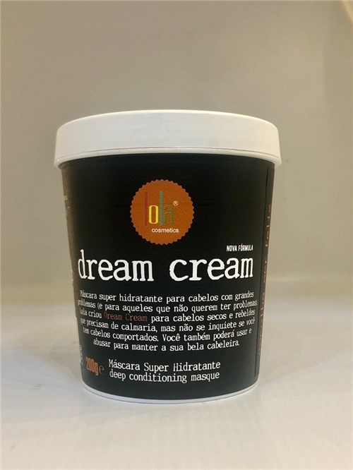 Lola Dream Cream Máscara 200G