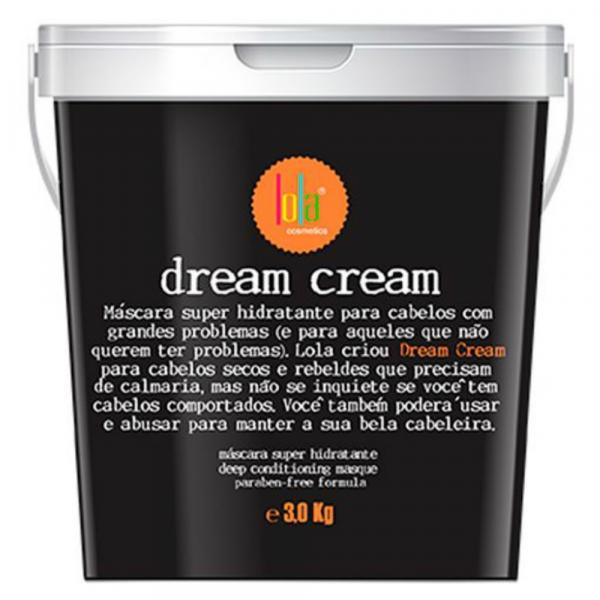 Lola Dream Cream Máscara 3kg