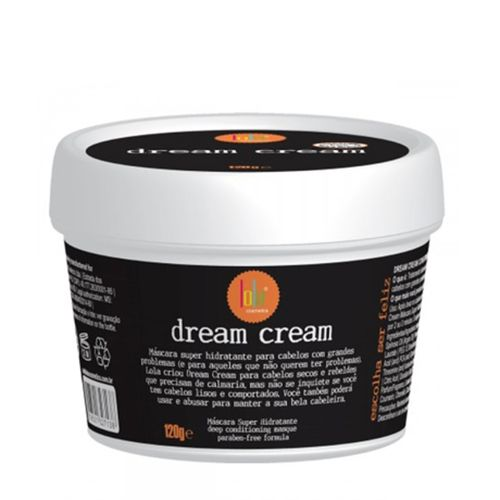 Lola Dream Cream - Máscara Super Hidratante 120g