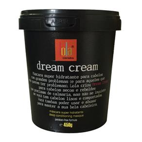 Lola Dream Cream - Máscara Super Hidratante 450g