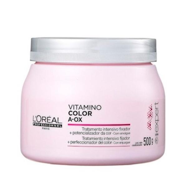 Loreal Mascara Vitamino Color Aox 500g