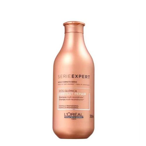 Loreal Absolut Repair Pos Quimica Shampoo 300ml