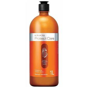 Lowell Protect Care Shampoo Hidratante - 1000 ML