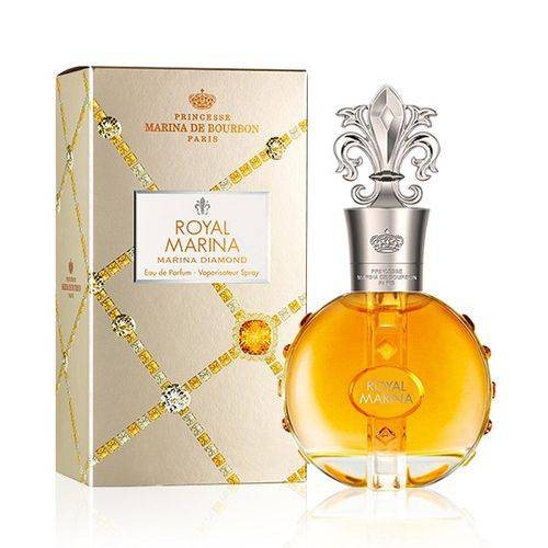 Marina Bourbon Royal Diamond Feminino 30ml