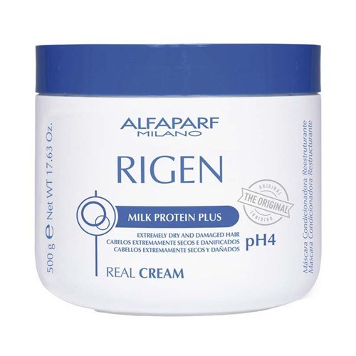 Máscara Alfaparf Rigen Milk Protein Plus The Original - 500G