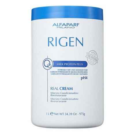 Máscara Alfaparf Rigen Milk Protein Plus The Original - 975G