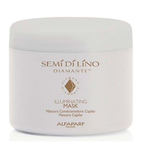 Máscara Alfaparf Semi Di Lino Diamante Illuminating - 500Ml
