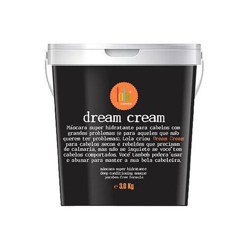 Máscara Capilar Dream Cream Lola Cosmetics 3kg