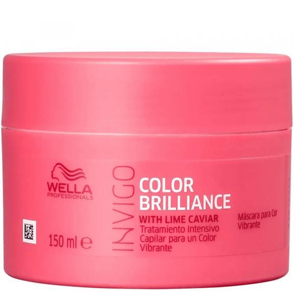 Máscara Capilar Invigo Color Brilliance Wella Professionals 150ml