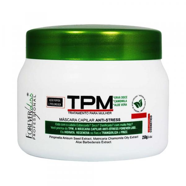 Máscara Capilar TPM Anti Stress 250gr - Forever Liss