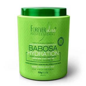 Máscara de Babosa Hidratação Profunda Forever Liss 950G