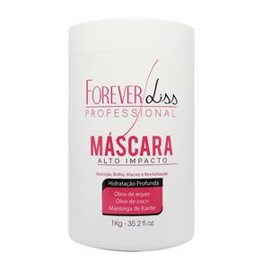 Máscara de Hidratação Alto Impacto - Forever Liss Professional - 1kg