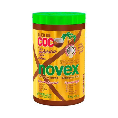 Máscara de Hidratação Novex Óleo de Coco 1kg
