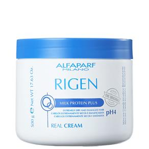 Máscara de Tratamento Alfaparf Rigen Milk Protein Plus Real Cream PH4 ? 500g - 500 G