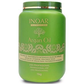 Máscara de Tratamento Intensivo Inoar Argan Oil