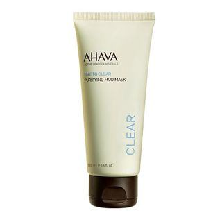 Máscara Facial Ahava - Purifying Mud Mask 25g