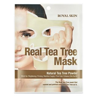 Máscara Facial Sisi Cosméticos - Real Tea Tree 1 Un