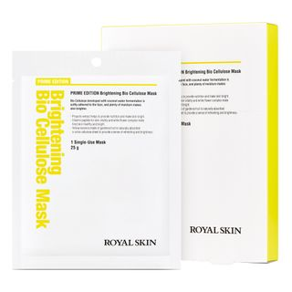 Máscara Facial Sisi Cosméticos - Royal Skin Prime Edition Brightening 1 Un