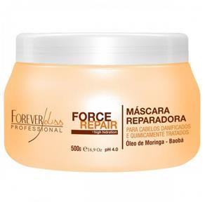 Máscara Force Repair - Forever Liss - 500 GR