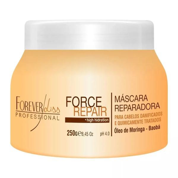 Máscara Force Repair Forever Liss 250g