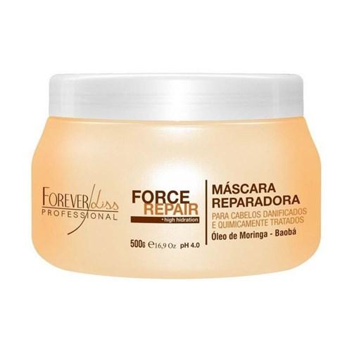 Máscara Forever Liss Force Repair - 500G