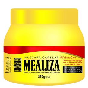 Máscara Forever Liss Professional Mealiza 250g