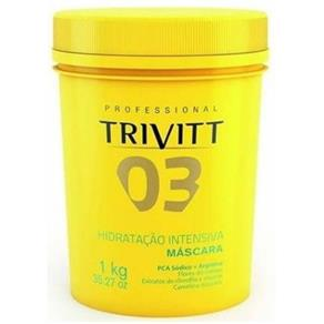 Máscara Hidratação Intensiva Trivitt 1Kg