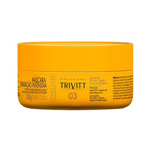 Máscara Hidratação Intensiva Trivitt Nº3 300G