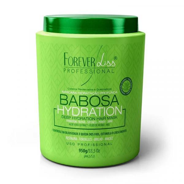 Máscara Hidratante Forever Liss Babosa 950 G