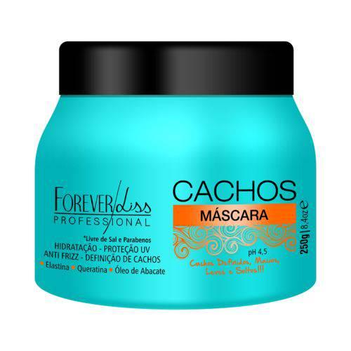 Máscara Hidratante Forever Liss Cachos 250g.