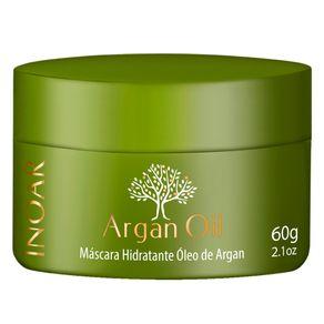 Máscara Inoar Argan Oil System 60g