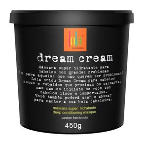 Máscara Lola Cosmetics Dream Cream 450g