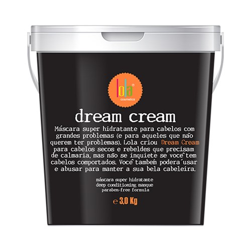 Máscara Lola Dream Cream 3000g