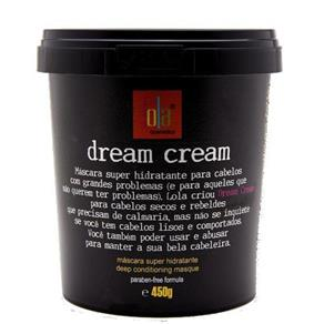 Máscara Lola Dream Cream Super Hidratante - 450g