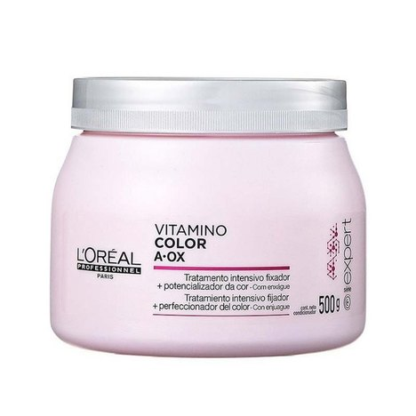 Máscara L'oréal Vitamino Color A. Ox - 500G